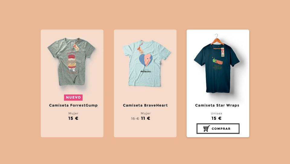 tiendas online Valencia