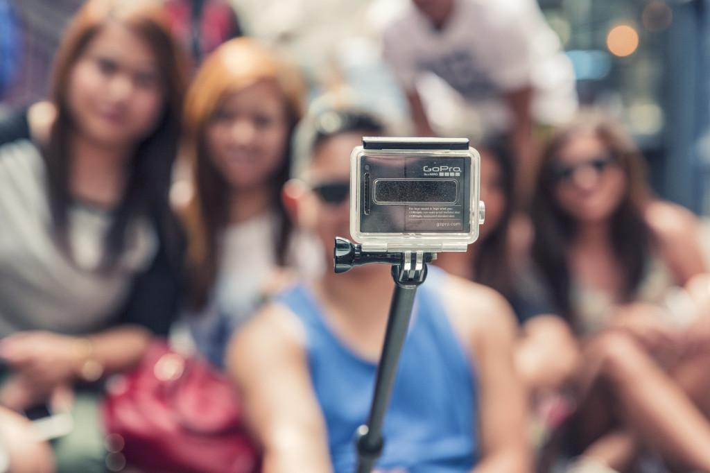 El palo selfie ha experimentado un boom