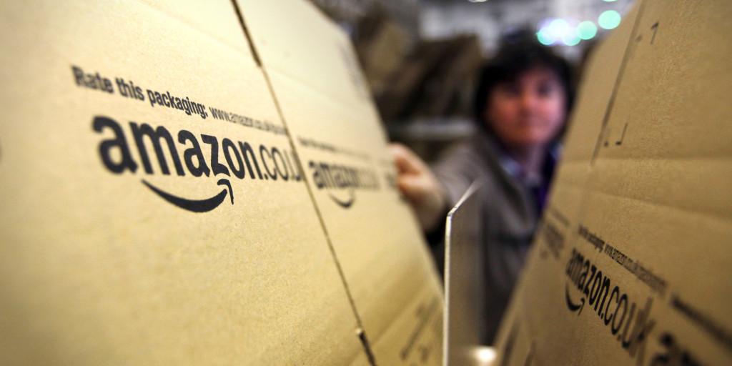 los primeros pasos en Amazon